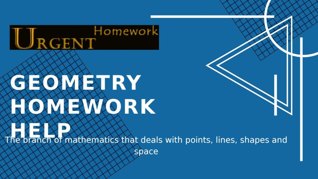 Reliable Geometry Homework Answers